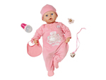 C368: Drinking Baby Born Doll