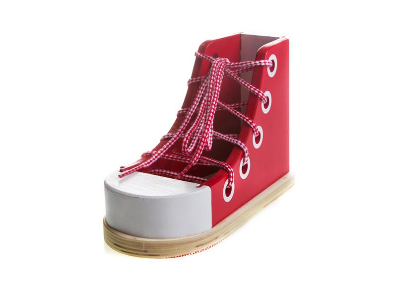 C348: Lacing Sneaker