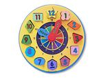C346: Shape Sorting Clock