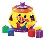 F11: Fisher Price Cookie Jar - shape sorter