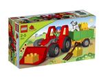 B4: Duplo Tractor