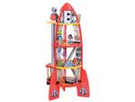 C52: Wooden rocket ship