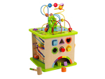 F35: Hape Country Critters play station