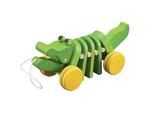 F1: Pull Along Crocodile