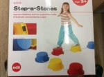 PHY002: Step-a-Stones