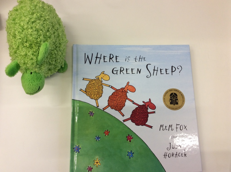 LITR002: Where is the Green Sheep?