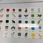 PUZ034: Matching Colours & Textures Puzzle
