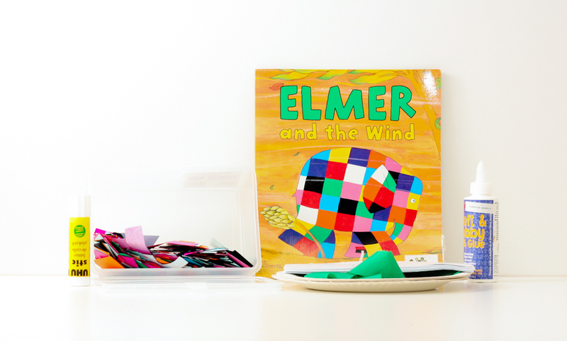 LITR024: Elmer and the Wind