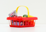 RPL006: Shopping Basket and Food Items
