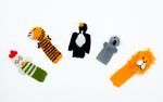 RPL012: Animal Finger Puppets