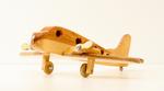 TOY005: Wooden Plane
