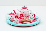 RPL015: Hearts Tea Set