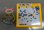 G19: Marbletick & Magnetic Owl Maze,Marbletick and Magnetic Owl Maze