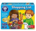 I14: Shopping List