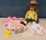 """L44: """"Doll Australian Girl """"""""Emily"""""""""""""""