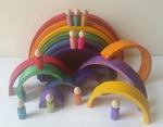 ST11: Wooden Rainbow