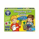 G27: Shopping List Extras - Fruit & Veg
