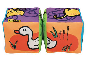 B93: Match & Sound Animal Blocks