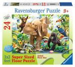 P22: Jungle Juniors Super Size Puzzle