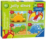 P24: Jolly Dinos - My First Puzzle
