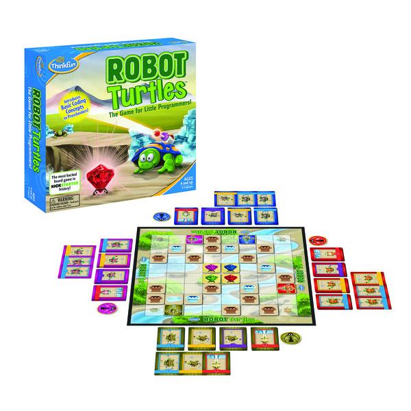 G55: Robot Turtles