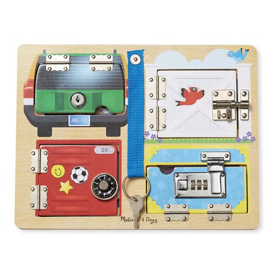 E508: Lock board