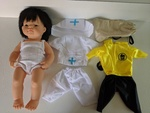 I52: Miniland Doll - Asian Boy