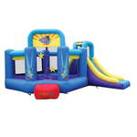 R103: Pop Star Bounce House with Slide
