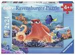 P144: Finding Dory Puzzle - 2x24 Pieces