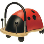 B15: Ladybird Wheelie Ride-on