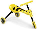 025: Yellow scuttle bug