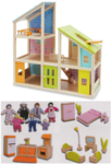 D9: Doll house and furniture