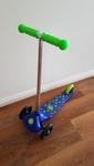 A51: Balbi Three Wheeled Scooter - Green