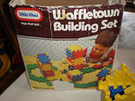 96: Waffle Town Building Set