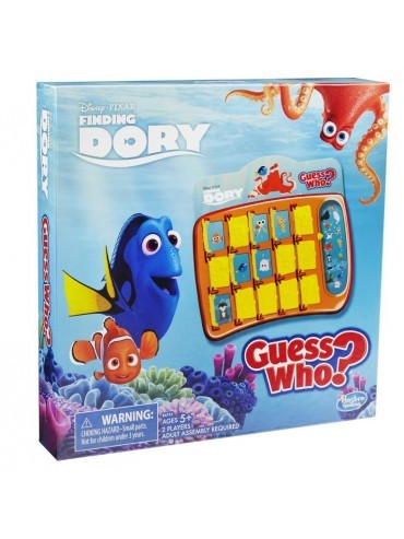 441: Guess Who Finding Dory