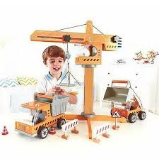 466: Wooden Construction Set Hape