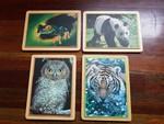552: Animal Puzzle Set #2