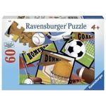 603: Sports 60 Piece Jigsaw Puzzle