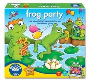 604: Frog Party Game