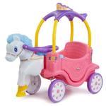 69: Little Tikes Princess Carriage
