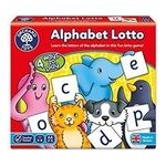 102: Alphabet Lotto Game #2