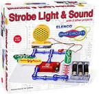 219: Snap Circuits Strobe Light & Sound Kit