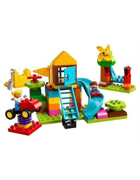 295: Duplo Playground Brick Box