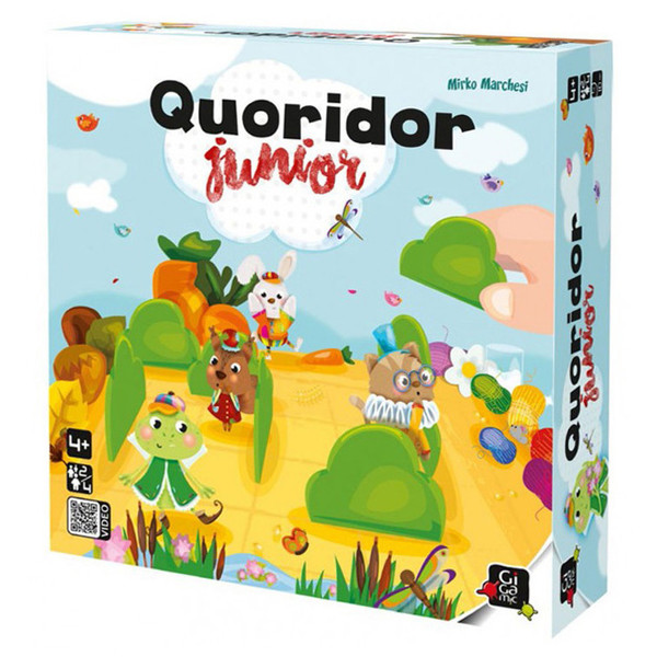 310: Quoridor Junior
