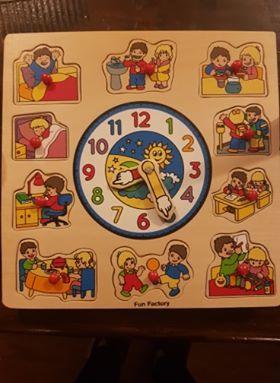 436: Clock puzzle