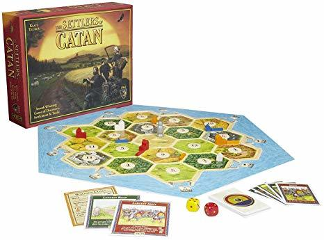 492: Settlers of Catan