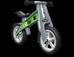 614: First Bike Green