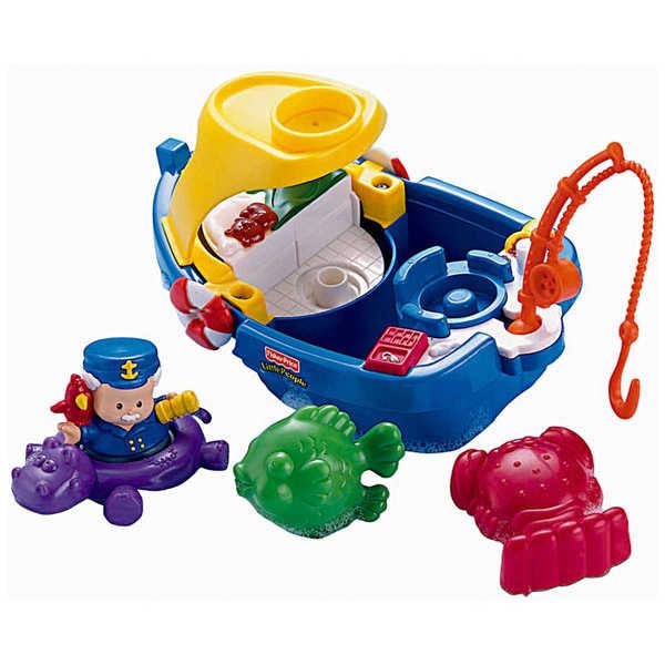 624: little people floaty boat