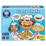 745: Crazy Chefs