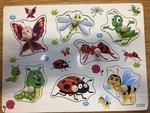 751: Bug Peg Puzzle